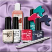 Kit vernis Creative Play